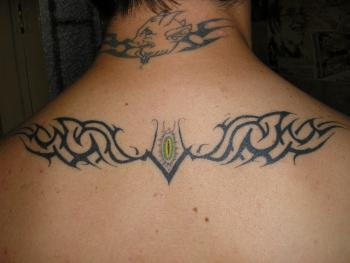 Tatouage tarbes tribal